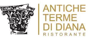 LOGO ANTICHE TERME DI DIANA RISTORANTE E GASTROPUB TIVOLI